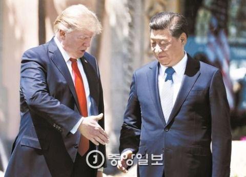 【韓国の反応】トランプ大統領「韓国は歴史的に中国の一部だったそうだ」→韓国人「・・・・・・」