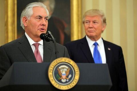 ティラーソン国務長官「日本は最も重要な同盟国、韓国は重要なパートナー」~重要度の表現に差