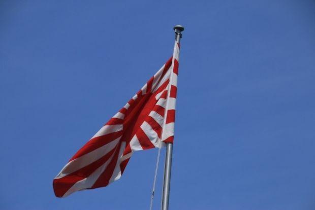 中国が日本の護衛艦の「旭日旗」に沈黙の理由…日中関係改善の意思を反映=韓国の反応