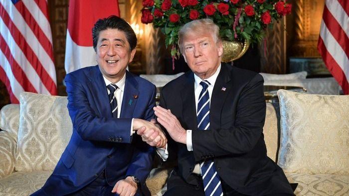 トランプ米大統領が安倍首相に祝意(海外の反応)