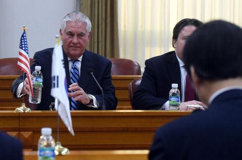 【韓国の反応】ティラーソン米国務長官「日本は最高の同盟国、韓国は安定と関係のある一つの重要なパートナー」「また韓国を明確に差別した・・・」韓国メディア
