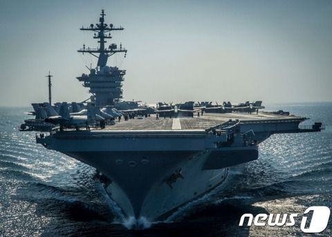 【韓国の反応】「トランプに裏切られた!」韓国人激怒…米空母カールビンソン号、実は韓国と反対方向へ向かっていたと判明