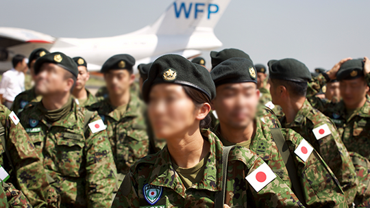 韓国人「日本の自衛隊員達、南スーダン政府軍に逮捕された後、釈放」