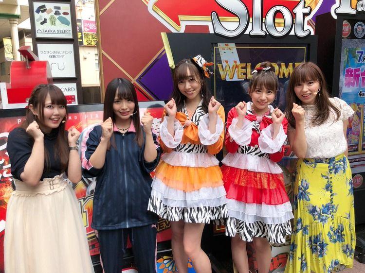 【SKE48メンバー】パチンコ番組の収録で共演したパチンコライターに公開処刑されるwwwww