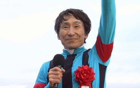 昆師「ノリちゃんは日本で最高のジョッキー。予測がつかない騎乗をするし、負けても納得がいく」