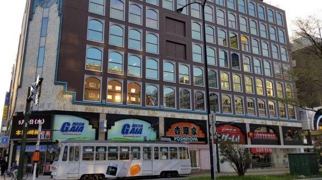 北海道最大級のパチンコ屋「メガガイア狸小路店」がオープンから14年で閉店