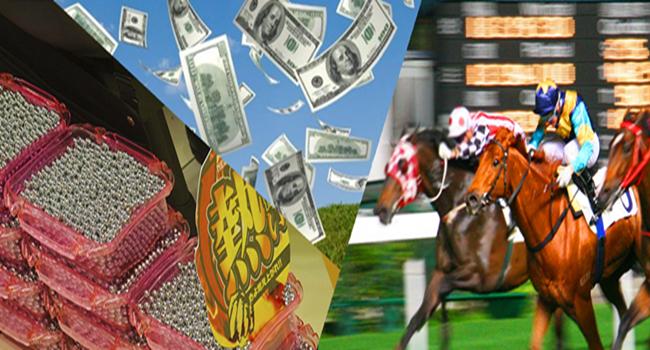 「パチンコは運、競馬はデータ」 ← 実際のところどうなの?