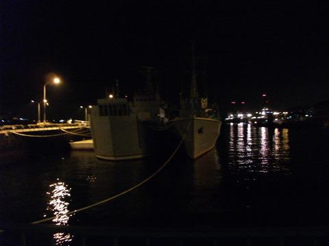 DSCF1239夜の港