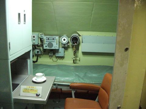 DSCF1201艦長室