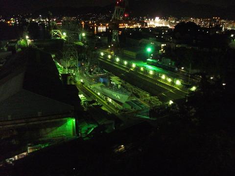 DSCF1236うみぎり(夜)