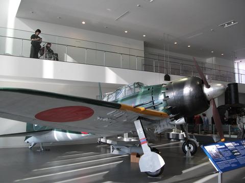 DSCF1125ゼロ戦