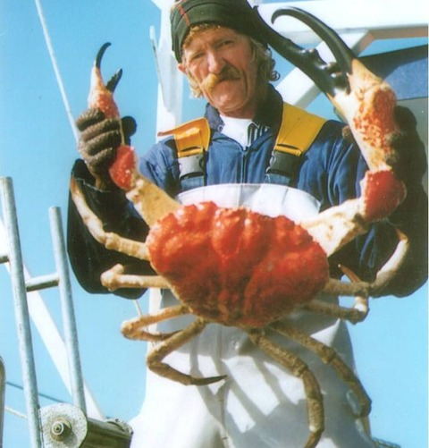 giant crab 1