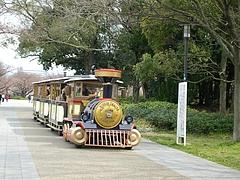 機関車 大阪城公園 6
