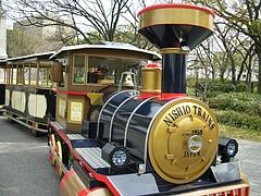 機関車 大阪城公園 5