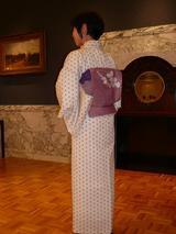 主人の母の着物と帯