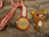 完走メダル♪