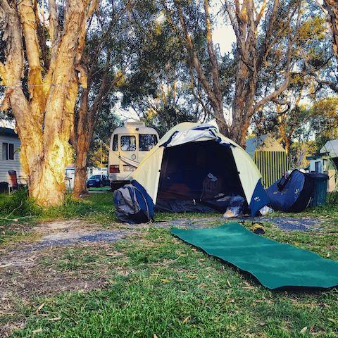 オーストラリアの新生活。