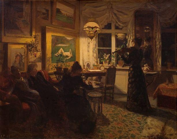 Anna Sophie Petersen - An Evening with Girlfriend