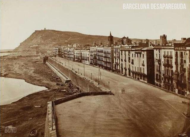 muralla de mar 1874