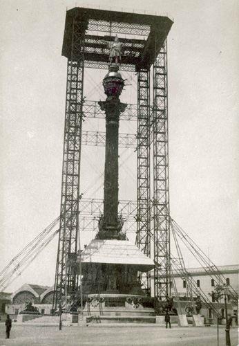 monument a colon1888