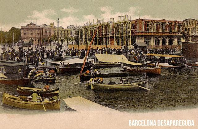 1903 Pau de Barcelona