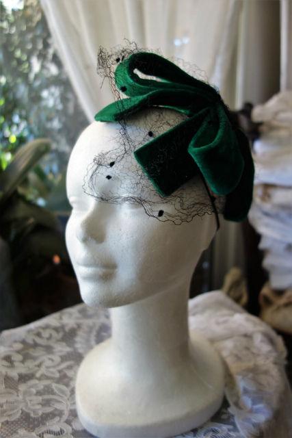 グリーンヘッドドレス (6)