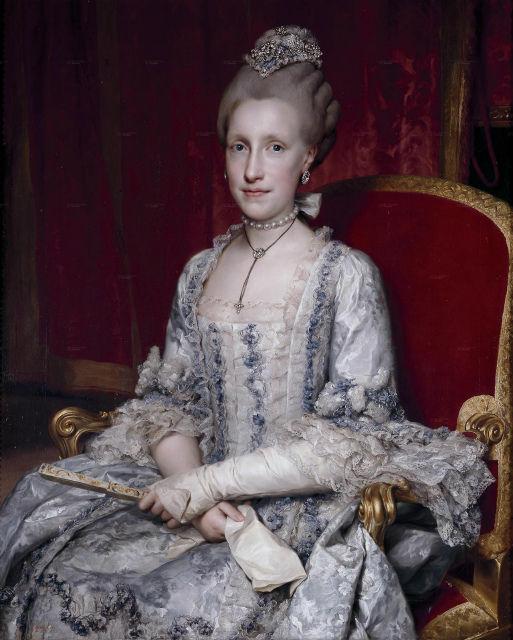 Maria Luisa of Bourbon, Grand Duchess of Tuscany (1770