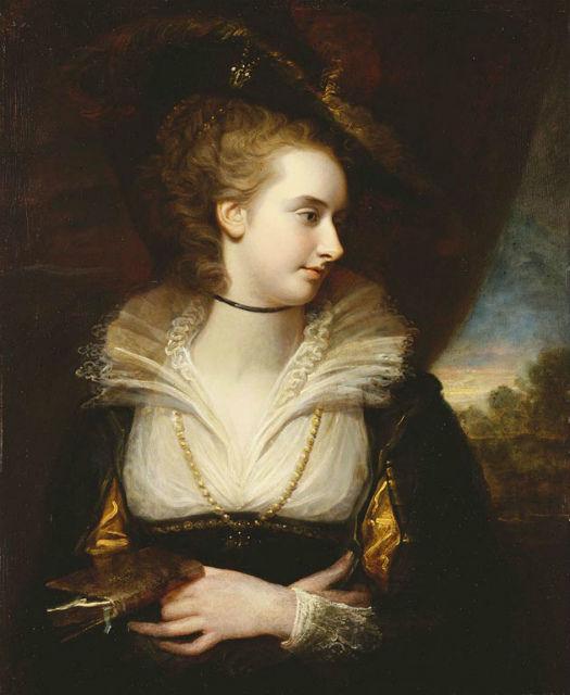 1784)Richard Cosway en 1742-1821