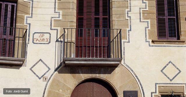 Casa Museu Prat de la Riba 1