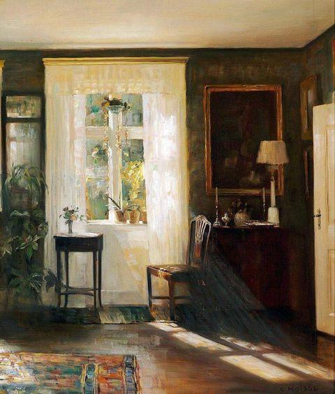 Carl Vilhelm Holsoe (Aarhus,  1863  Asserbo,1935)