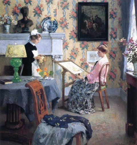 Penelope (1910). Gari Melchers (American, 1860-1932