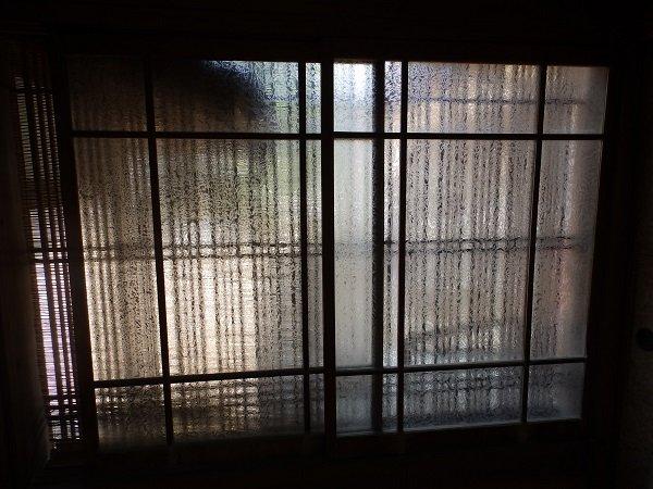 結霜ガラス3