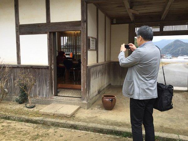 日経アーキテクチャー取材 (2)
