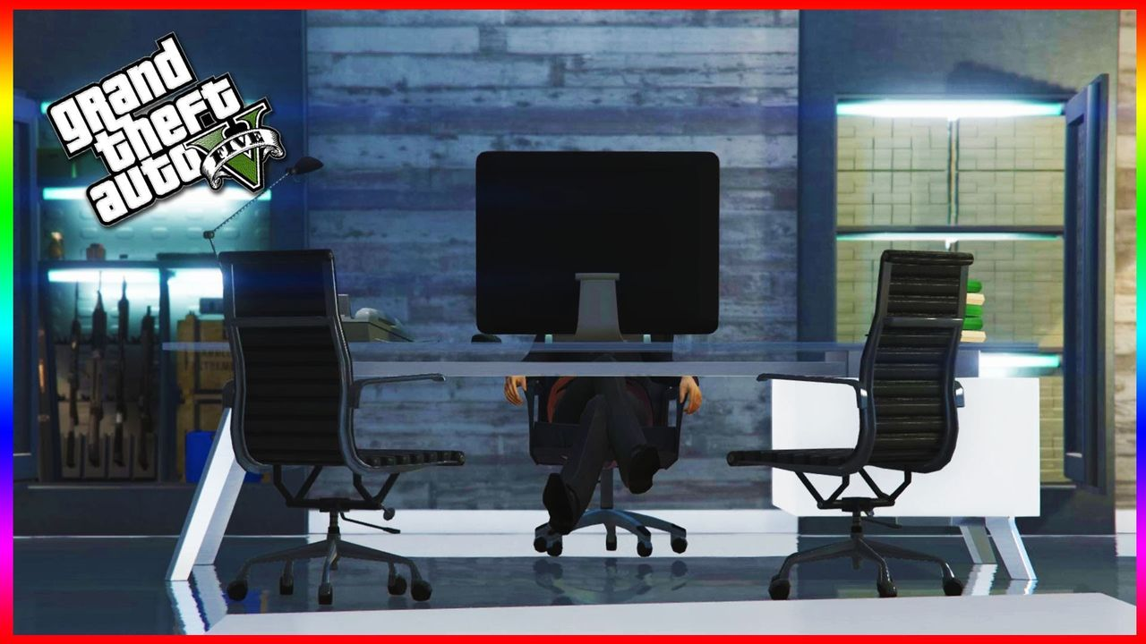 【GTA5】オフィス「模様替え」のやり方【金と権力と野望 ...