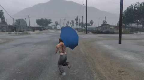 gta5Umbrella13