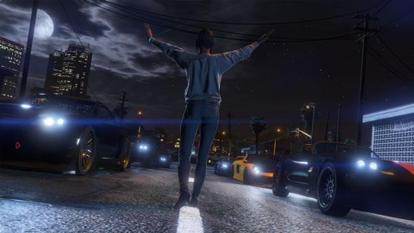 GTA5】ハオのストリートレースを...