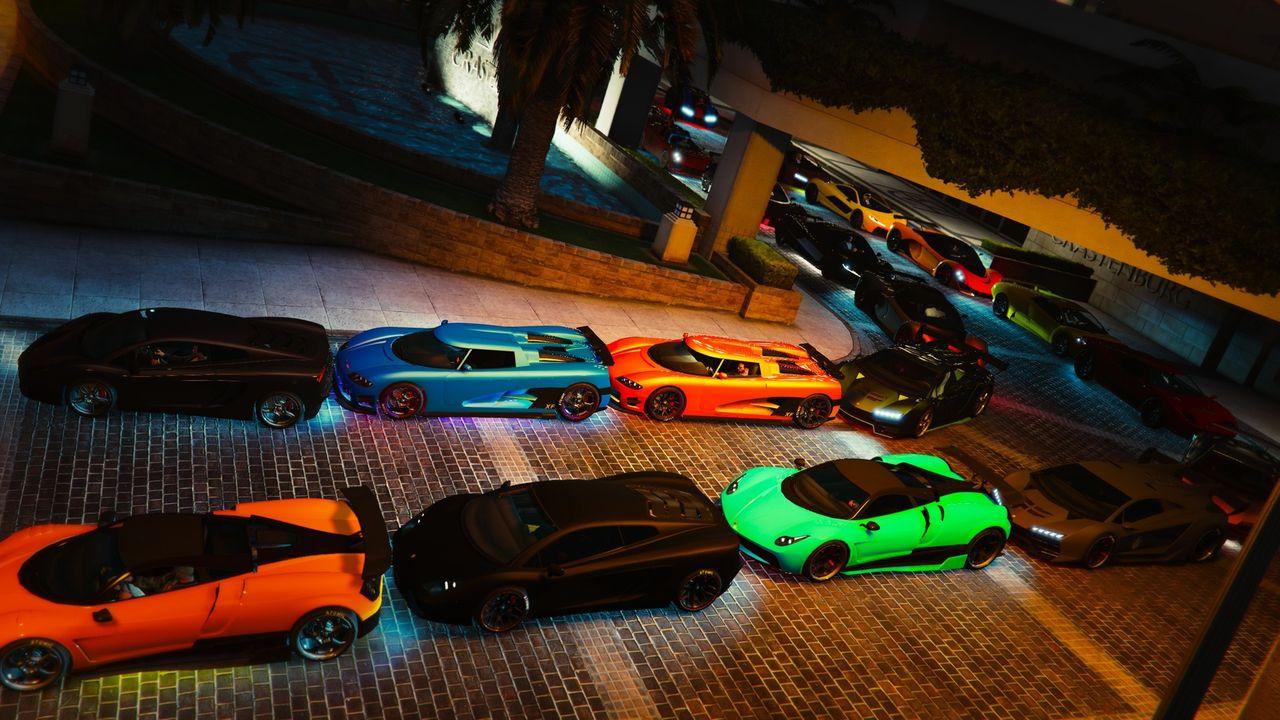 gta 5 car meet crews ps3 update