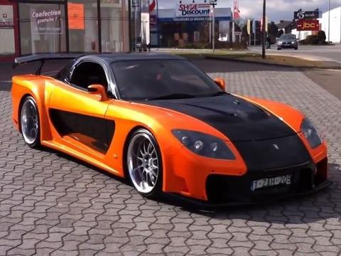【gta5】新車「バンシー900r」を『ワイスピ』のrx 7風にカスタムしよう!【動画あり】 グランド・セフト