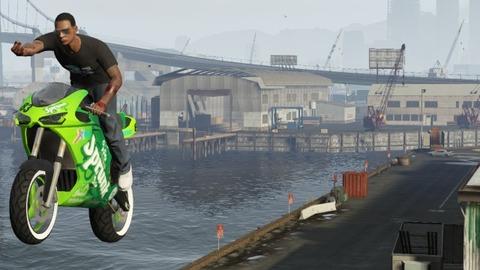Grand Theft Auto: San Andreas」をApp Storeで