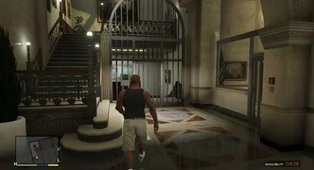 gta5 銀行 強盗 やり方 オフライン