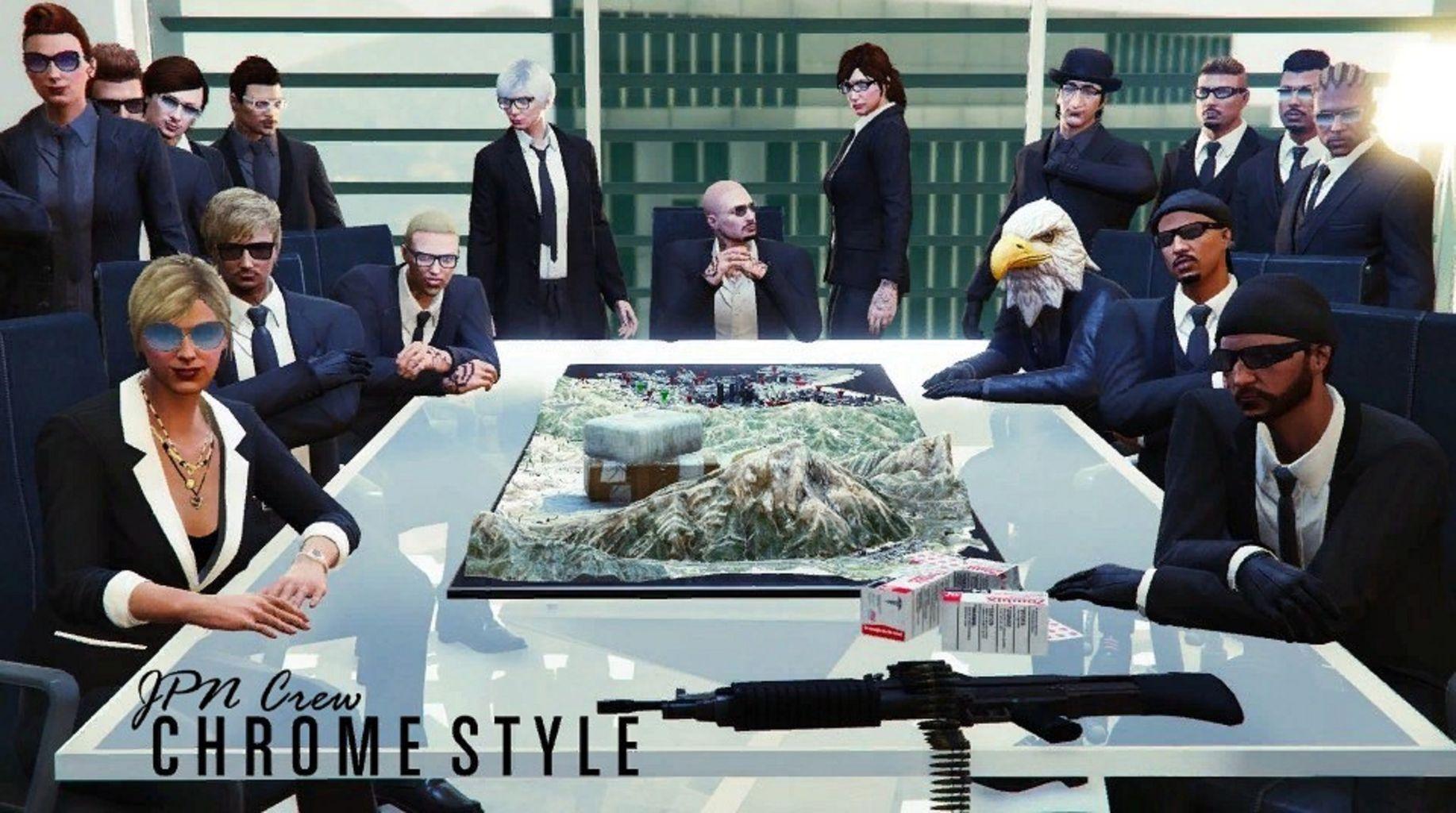 【GTA5】「#CEO」スナップマティックチャレンジ受賞者が日本向け ...