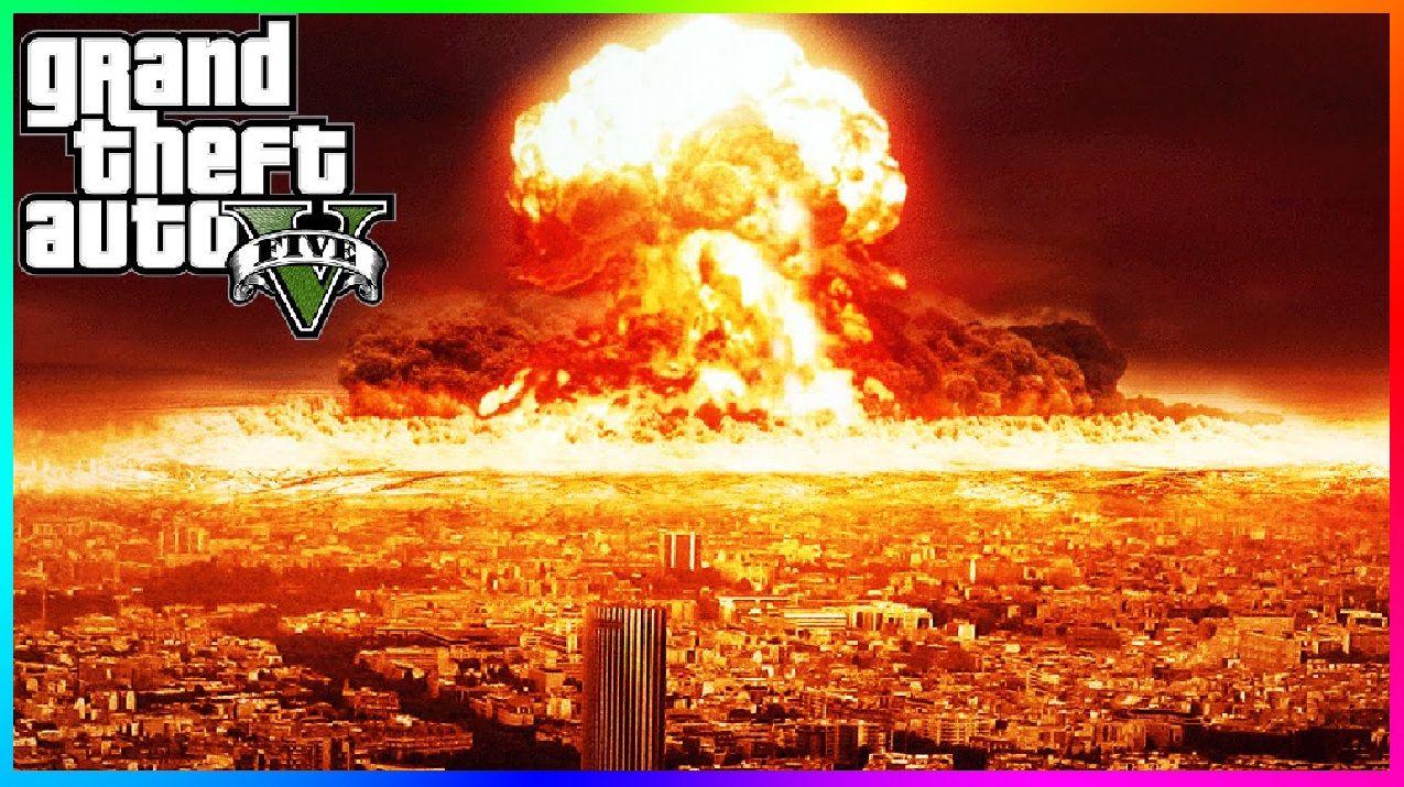 GTA5】『GTAオンライン』の世界...