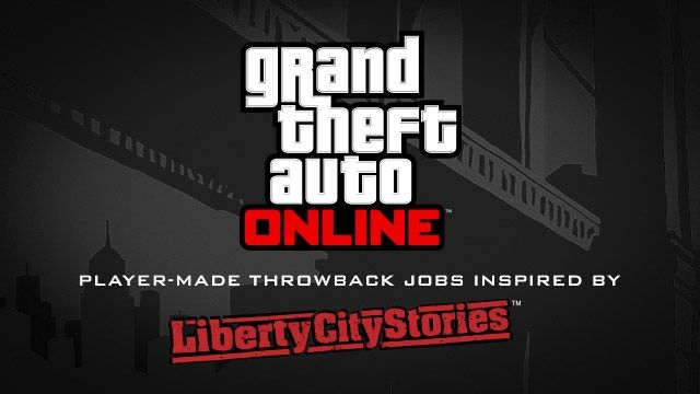 Gta5gta gta online player created throwback jobs liberty city stories voltagebd Image collections
