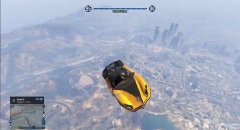 GTA5:オンライン】車を遙か ...