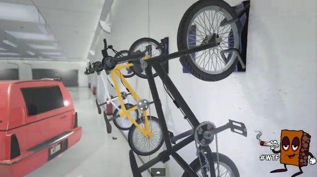 手順4 で選択した色の「自転車 ...