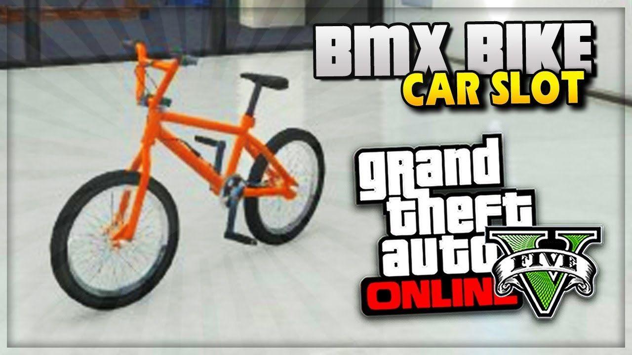 Gta5激レア車保険付き自転車簡単入手グリッチ誕生請求可能