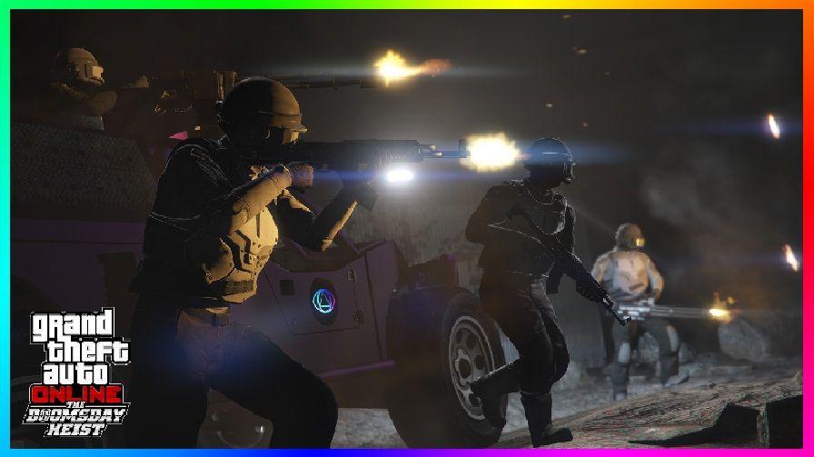 グランド・セフト・オート5写真大好きブログ!GTA5攻略情報ほか  【GTA5】「強盗ドゥームズデイ」最新の『強盗ミッション』は『フリーモード』が舞台に…!【プレイ動画あり】コメント