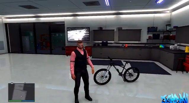 タグ:自転車をガレージの中の ...
