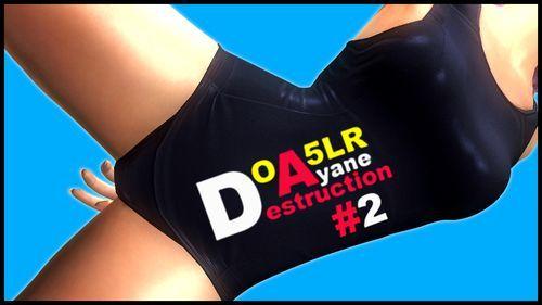 DOA5LR Ayane Destruction #2