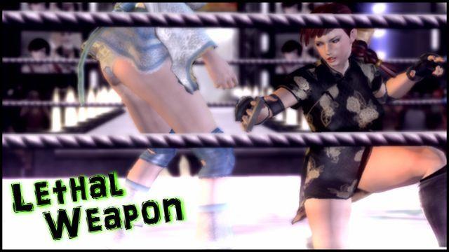 RRXX Makoto Lethal Weapon